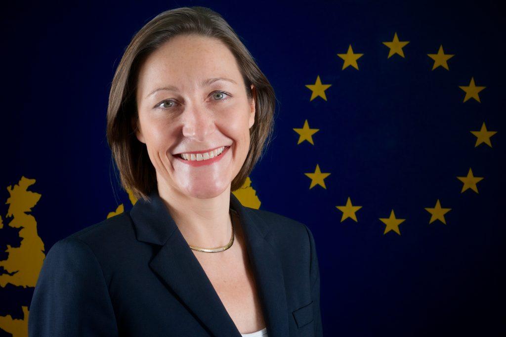 Embajadora de la UE en Argentina