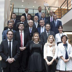 Foto de familia EUROPOL