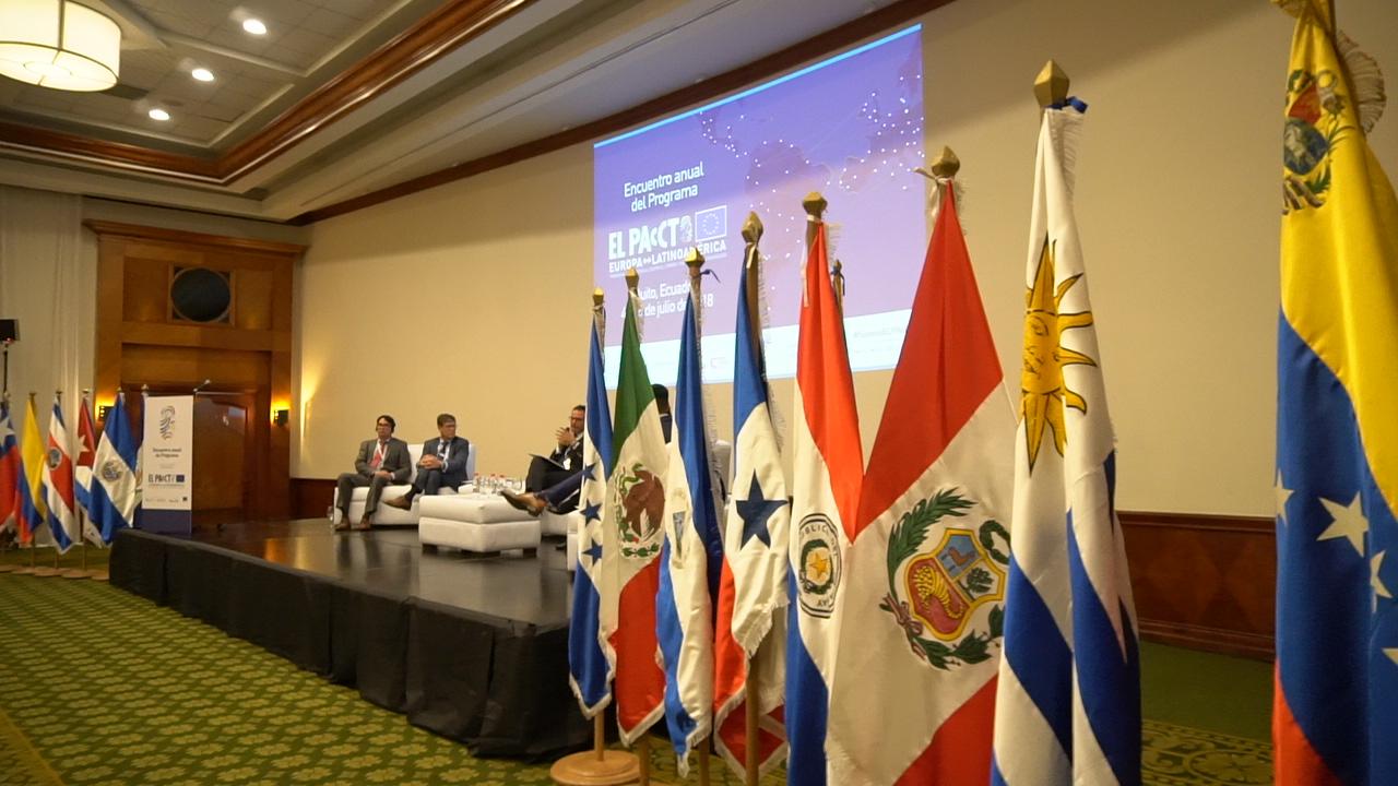 Encuentro anual de Programa. 4, 5 y 6 de julio en Quito, Ecuador.