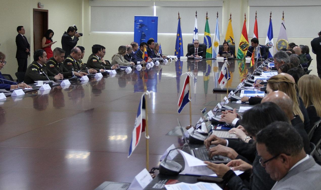 Ratificación del Convenio regional de Cooperación Policial