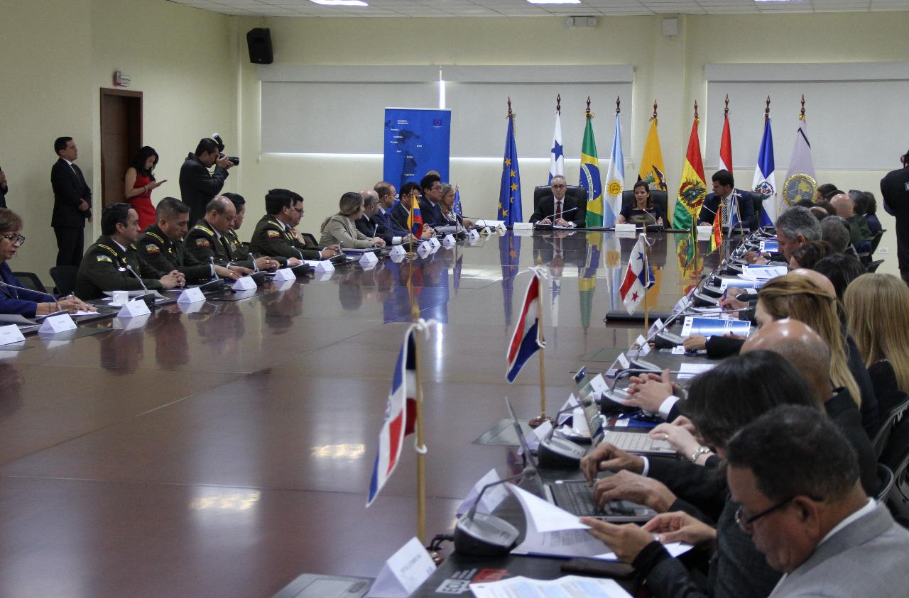 (Español) Ratificación del Convenio regional de Cooperación Policial