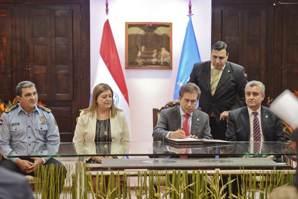 Equipo Multidisciplinar Especializado en Paraguay