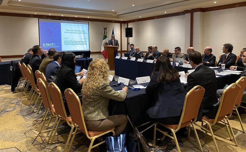 (Español) Coordinación y cooperación contra el tráfico de armas