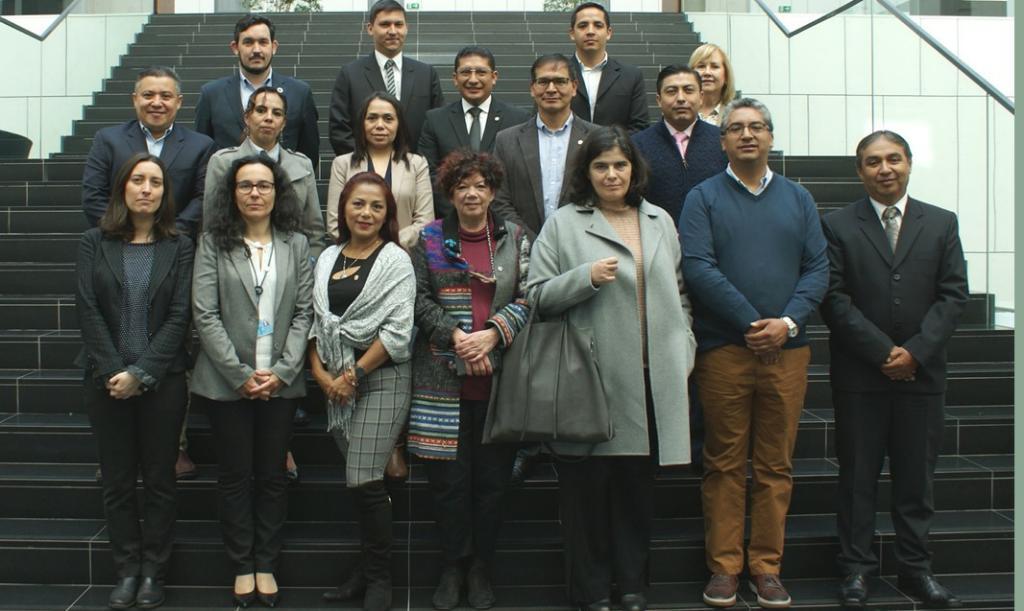 Camino al desarrollo de la coordinación interinstitucional