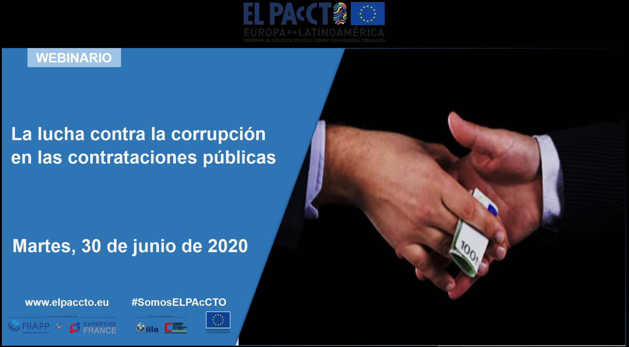 Corruption in public procurement processes