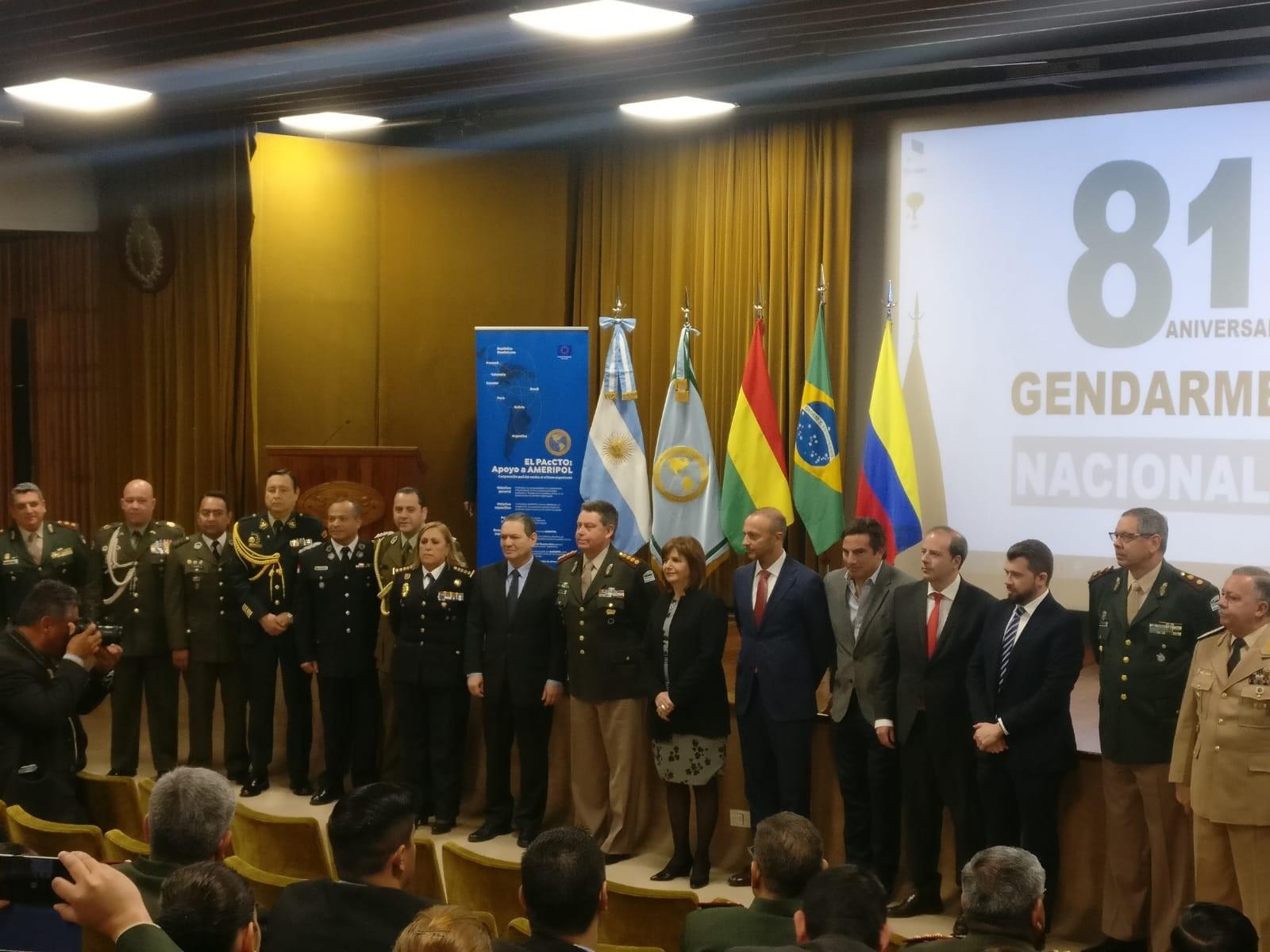 (Español) La Unión Europea y AMERIPOL en la lucha contra el tráfico de drogas sintéticas