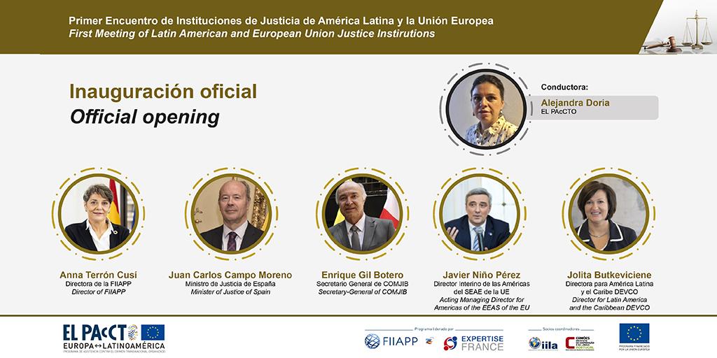 (Español) América Latina y Europa avanzan hacia una cooperación judicial efectiva