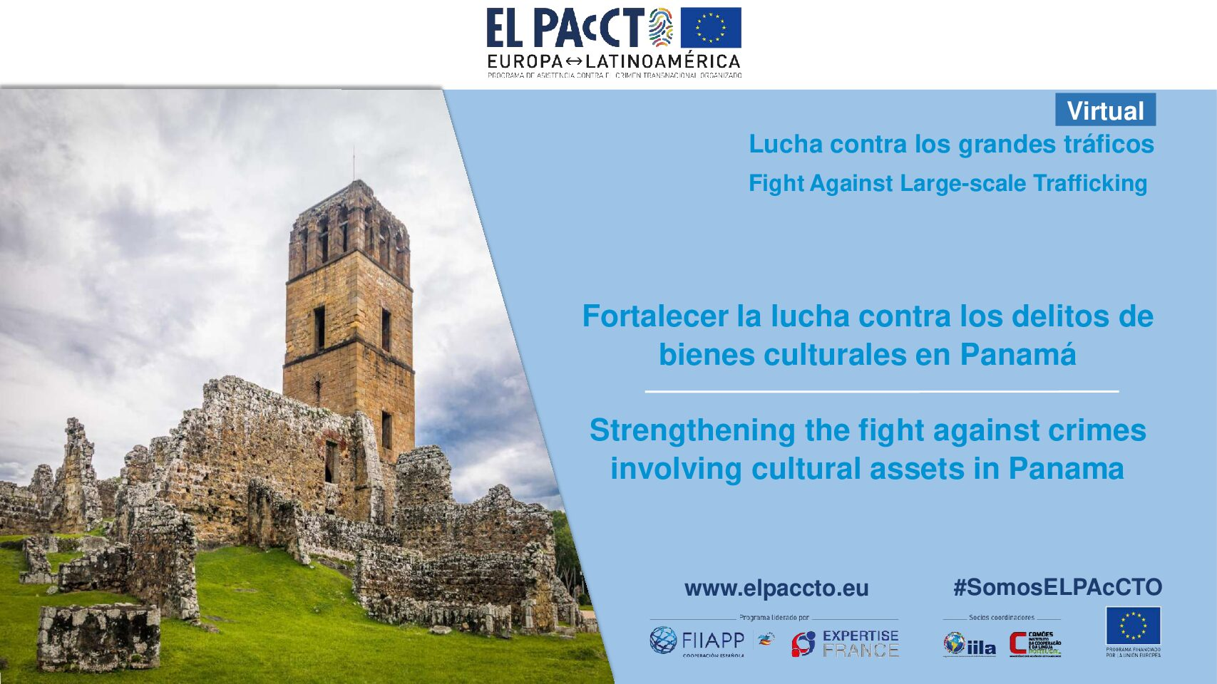 Assistance to create a specialised unit to protect cultural assets in Panama