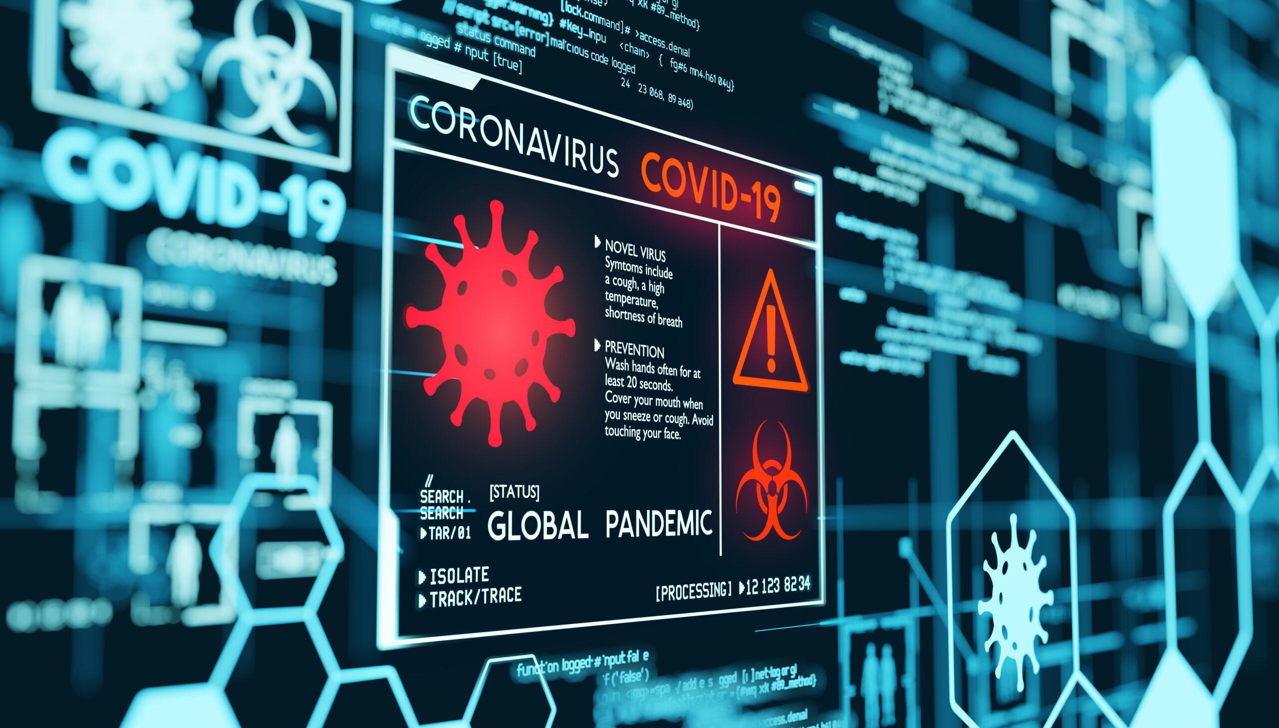 ¡Desaparece el Covid-19 del planeta tierra!