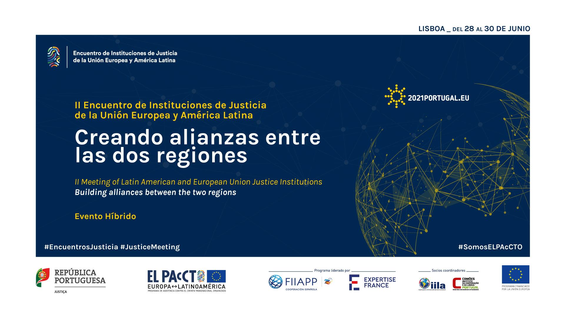 (Español) II Encuentro de Instituciones de Justicia de la Unión Europea y América Latina
