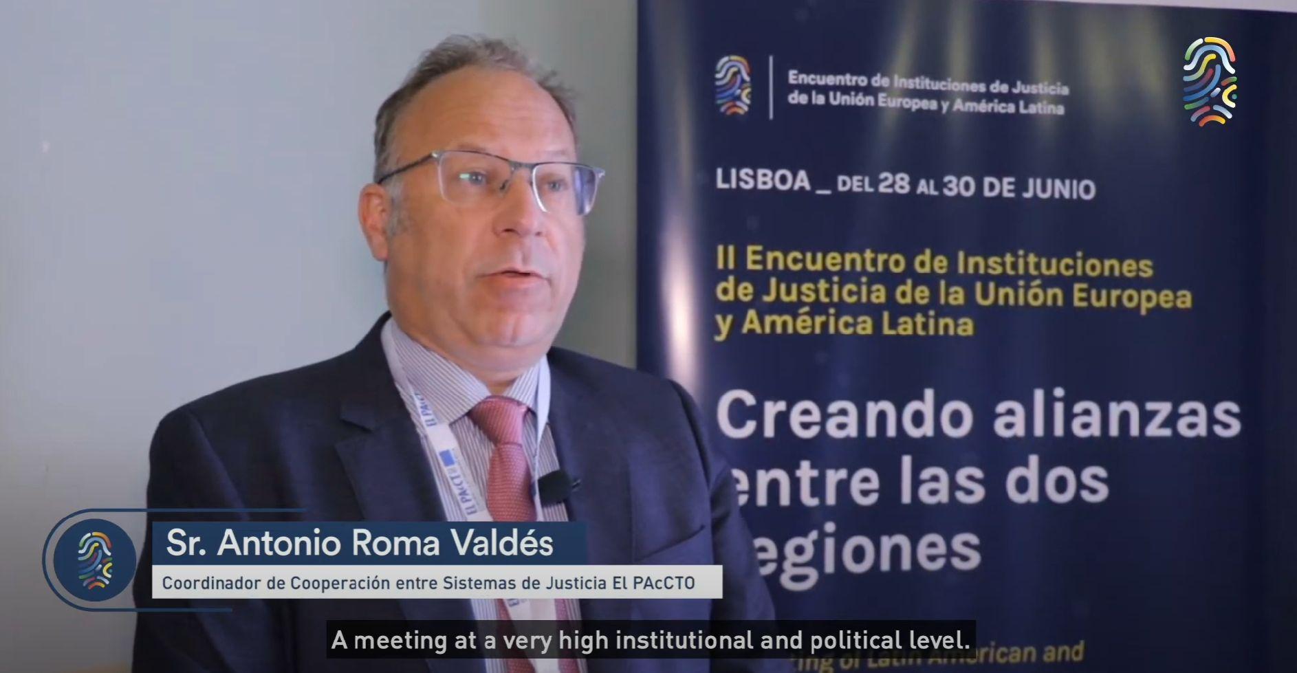 II Encontro de Instituições da Justiça da UE e da América Latina