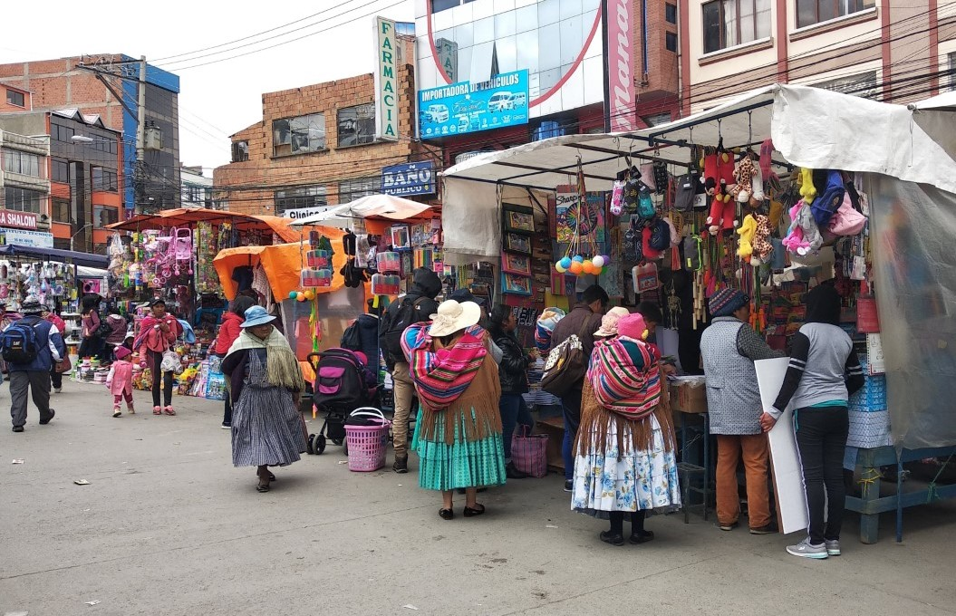 (Español) Bolivia ya tiene un EME para enfrentar los delitos de trata de seres humanos